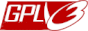 GPL version 3 logo